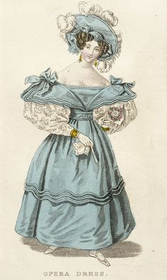 Fashion Plate (Opera Dress) | LACMA Collections