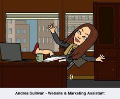 Andrea Sullivan - Web & Marketing Assistant