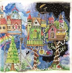 Inspirational Coloring Pages by @lena_brulik #inspiração #coloringbooks…