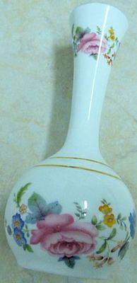 Florence English Bone China Bud Vase Floral Design FREE POST within Australia