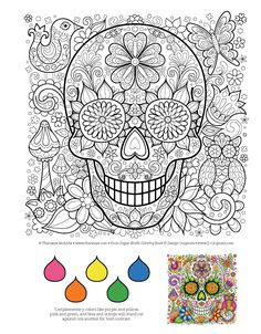 Find This Pin And More On Thaneeya McArdle Designs By Skye Dyker See Nature Mandala Bunnies Coloring