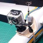 Bixler FPV Camera Mount