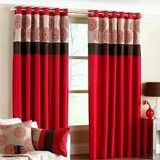 Modern Curtains for Living Room, Part 2 Cute Curtains, Beautiful Curtains, Modern Curtains, Curtains With Blinds, Drapes Curtains, Valances, Drapery, Living Room Designs, Living Room Decor