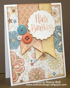 Nancy's CRAFTY blog: Clementine gets embossed!