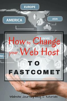 Tutorial – how to easily register a new domain or transfer your existing website to FastComet web hosting with its low fees and fast, knowledgeable, free technical support and customer service. Follow the tutorial and find out how easy it is!