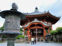 nara temple by mayuppe, via Flickr