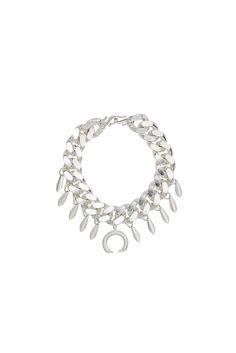 SILVER SS PENDANT BRACELET  www.sloansable.com Ss, Jewellery, Diamond, Pendant, Bracelets, Silver, Bangles, Jewelery, Money