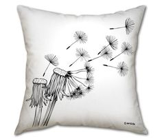 Blow in the Wind Cushion.