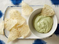 Get Food Network Kitchen's Creamy Avocado Dip Recipe from Food Network
