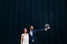 Elsa + Guillaume   Mariages Cools Mariage   Queen For A Day - Blog mariage