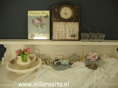 New stuff on www.villarosita.nl