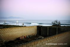 North Shore Mallorca island winter lineup...