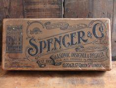 Spencer & Co. viaOnce New Vintage.