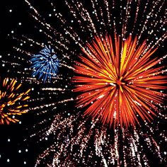baby you're a firework... can't wait to watch fire works on the beach or lake