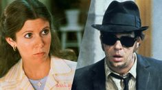 """Dan Aykroydwrote a humorous and emotional tribute to the late Carrie Fisher, to whom he wastemporarily engaged in the early 1980's after they filmed""""The Blues Brothers."""" In the…"""