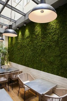Edulis Restaurant, Madrid designed by Lab-Matic Estudio