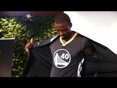Behind the Scenes of the Warriors Alternate Jersey Unveiling - YouTube
