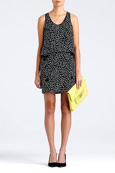 DVF | Loranne Dress in which way, Resort 2012/13: Zoom