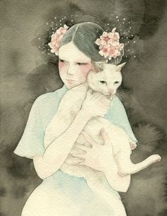 Illustration by Midori Yamada