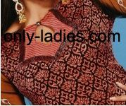 Fashion Designing: How to choose Salwar kameez neck patterns and Salwar kameez design