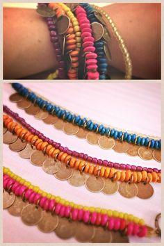 Summer bracelets - #bimba (Uruguay)