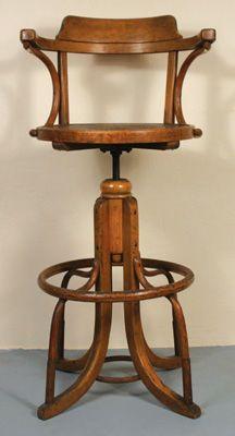 Thonet - chair - model Thonet No. B 591, B 607