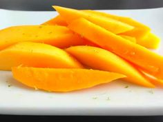 Mango with Lime