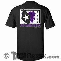 TGI Greek Tshirt - Phi Gamma Delta - Rush Shirt