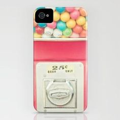 Gum Machine iPhone Case                                                                                                            .:JuSt*!N*cAsE:
