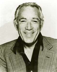 Anthony Quinn - A true Greek chameleon.  Not actually Greek, but plays them all the time.  Put him in a Greek crowd and no one could tell he wasn't a man of the people.He was the BEST.
