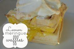 Recipes-Breakfast-Waffles on Pinterest | Waffles, Chocolate Waffles ...