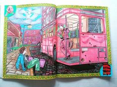 Harrypotter Harrypottercolouringbook Coloringbook Felnottszinezo Mik Magyarig Harry Potter Coloring BookColoring