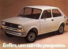 Fiat 147 Fiat Cars, Car Brochure, Old Ads, All Cars, Cars And Motorcycles, Vintage Cars, Nissan, Chevy, Volkswagen
