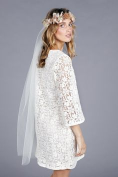 Win the beautiful Zara veil from Minna and take a look at their beautiful new collection of ethical wedding dresses