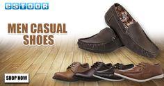 Hurry up @ eSTOOR.com  Get Discount Upto 10% on Shoes!!!