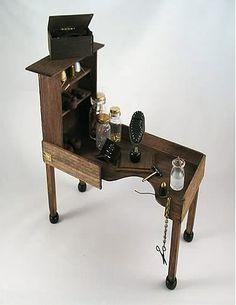 shoemaker's workbench