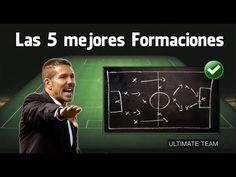 (16) FIFA | Las 5 Mejores Formaciones | Análisis Detallado - YouTube
