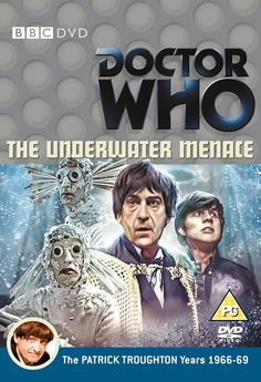 The Underwater Menace DVD Full Details... http://merchandise.thedoctorwhosite.co.uk/the-underwater-menace-bbc-shop-pre-order/…