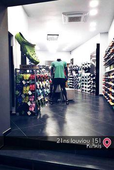 📌 Store Tuesdays. Step Sport Κιλκίς!  Επισκέψου σήμερα το κοντινότερο σε σένα κατάστημα Step Sport! Βρες μας εύκολα μέσω #Facebook ή #GoolgeMaps! Step Sport, Facebook, Sports, Hs Sports, Excercise, Sport, Exercise