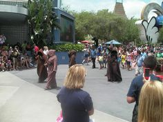 Star Wars Parade     #Star Wars# is amongst the best motion pictures ever, so why wouldn't you possess a