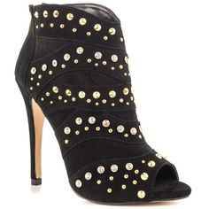 Bebe Shoes Sedova - Black