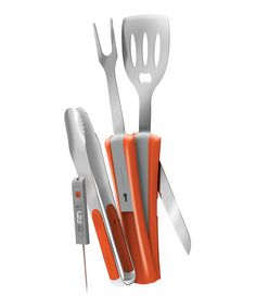 Another great find on #zulily! Eight-in-One Grilling Tool #zulilyfinds