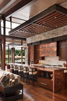 Elk Peak Ranch | Charles Cunniffe Architects