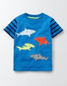 Ocean Life T-Shirt Boden