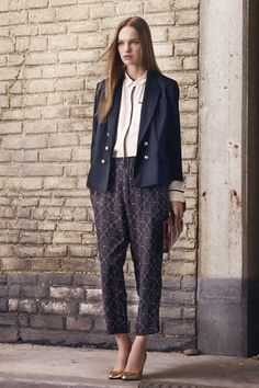 Club Monaco's Got Your Back For The Easiest Fall Transition Imaginable