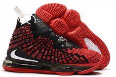 2019 Nike LeBron 17 University Red/Black-White For Sale Lebron James, Kobe Lebron, Basketball Shoes For Men, Nike Basketball, Zapatillas Nike Jordan, Zoom Iphone, Iphone 5c, Jordan Shoes For Kids, Nike Elite Socks