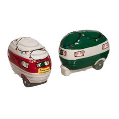 Shakers: Happy Camper Christmas $18.50