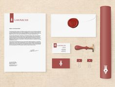 law firm corporate id | Law Firm Branding
