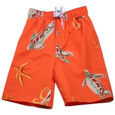 Wes and Willy Boys Apparel - Sea Turtles Boys Swim Trunks, $45.00 (http://www.wesandwilly.com/products/sea-turtles-boys-swim-trunks.html)