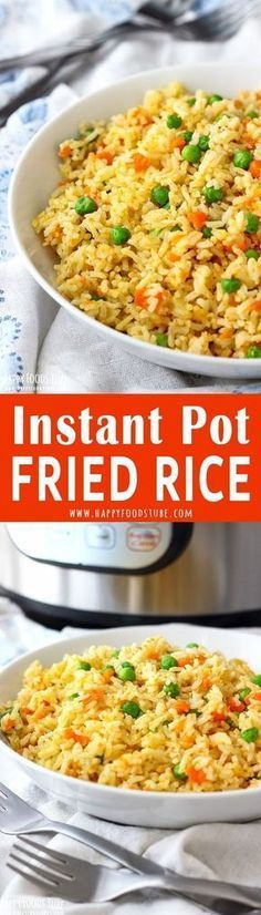 This Instant Pot fri...